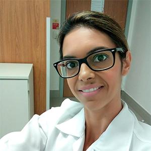 Psicóloga Luciana Faluba Rodrigues
